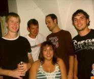 Party pur beim Steinebach Clubbing