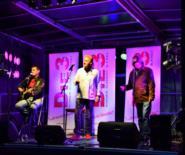 DIE3 Live Konzert FLAX