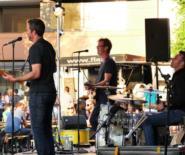 Sound in a city eröffnen FLAX-Sommerkonzerte