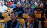 Deponie-Streit: Bürgerinfo  in Egg