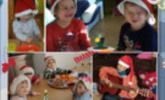Bludescher Kinder Feiern Nikolaus