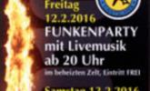 Funken Gantschier 2016
