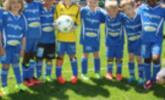 U-7-Fußball-Turnier im Stadion am Hoferfeld in Lochau