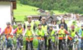 Fahrradprüfung Silbertal 2016