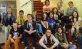 Leseprojekt 2015/16 der Mittelschule und Bücherei Sulz-Röthis