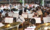 Bilder vom Sommerkonzert 2015 der Vorarlberger Militärmusik in Lochau