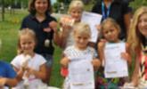 Einladung zur Kinderolympiade (Symbolfotos)