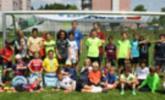 """Bilder vom """"SPARK 7 Fußball Nachwuchs Camp"""" im Stadion Hoferfeld"""