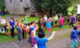 Vorbereitung Kindermarathon