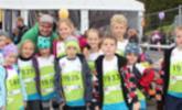 Erfolgreiche Teilnahme beim Kindermarathon in Bregenz