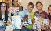 Bücherei-Spielothek Lochau lädt zum Bücherflohmarkt in der Aula der Volksschule (Symbolfotos)