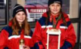 Friedenslicht Feuerwehrjugend
