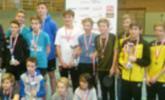 Schul-Titelkämpfe im Tischtennis