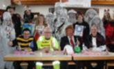 Bilder von der traditionellen Bürgermeister-Absetzung in Lochau durch die RATvonHOFEN-Zunft
