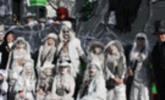 Die besten Bilder vom großen internationalen Lochauer Faschingsumzug