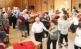 Seniorentanz in Großdorf