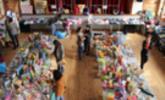Spielzeugbörse in Göfis (2017)