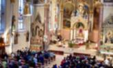 Kirche Schruns, Palmsonntag 2017