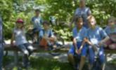 Die Ried-Rancher aus der vierten Klasse
