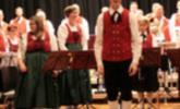 Konzert der Dorfmusik Bürserberg