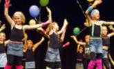 Abschlussveranstaltung Jazzdance Verein Bürs