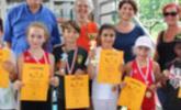 Bilder vom großen Sport- und Spielefest der Lochauer Volksschule