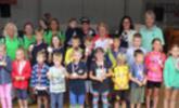 """Viel Spaß hatten die sportbegeisterten Kinder bei der """"Lochauer Kinderolympiade"""""""