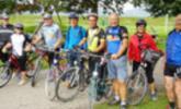 Seniorenbund 27. Radsternfahrt nach Koblach