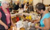 Pfarr-Flohmarkt kam gut an