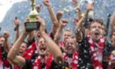 Best of Meisterfeier FC Bizau