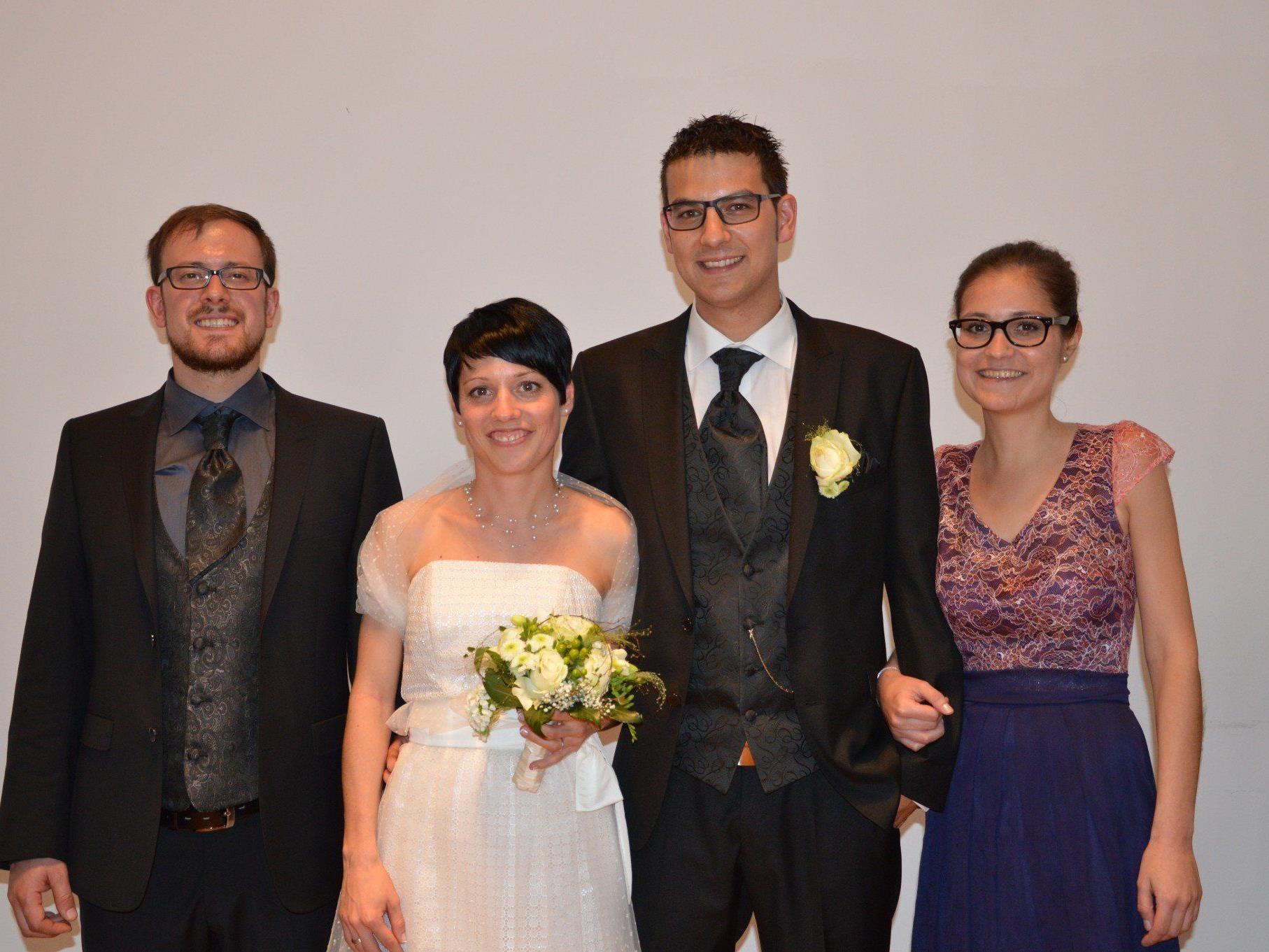 Hochzeit von Catherine Bösch und Martin Hollenstein - Lustenau   VOL.AT