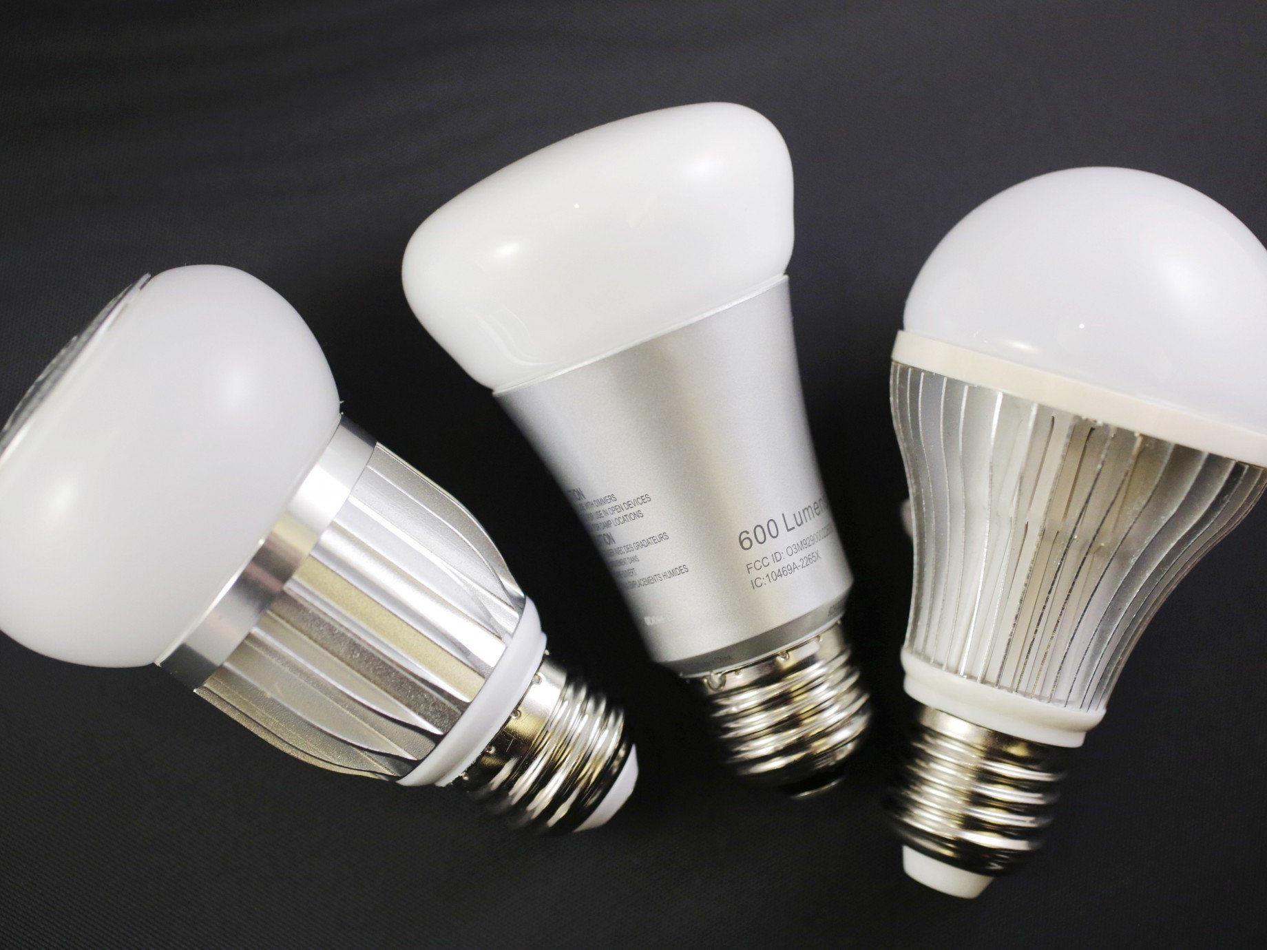 Produkttest: LED gute Alternative zu Glühbirne und Energiespar-Lampe ...