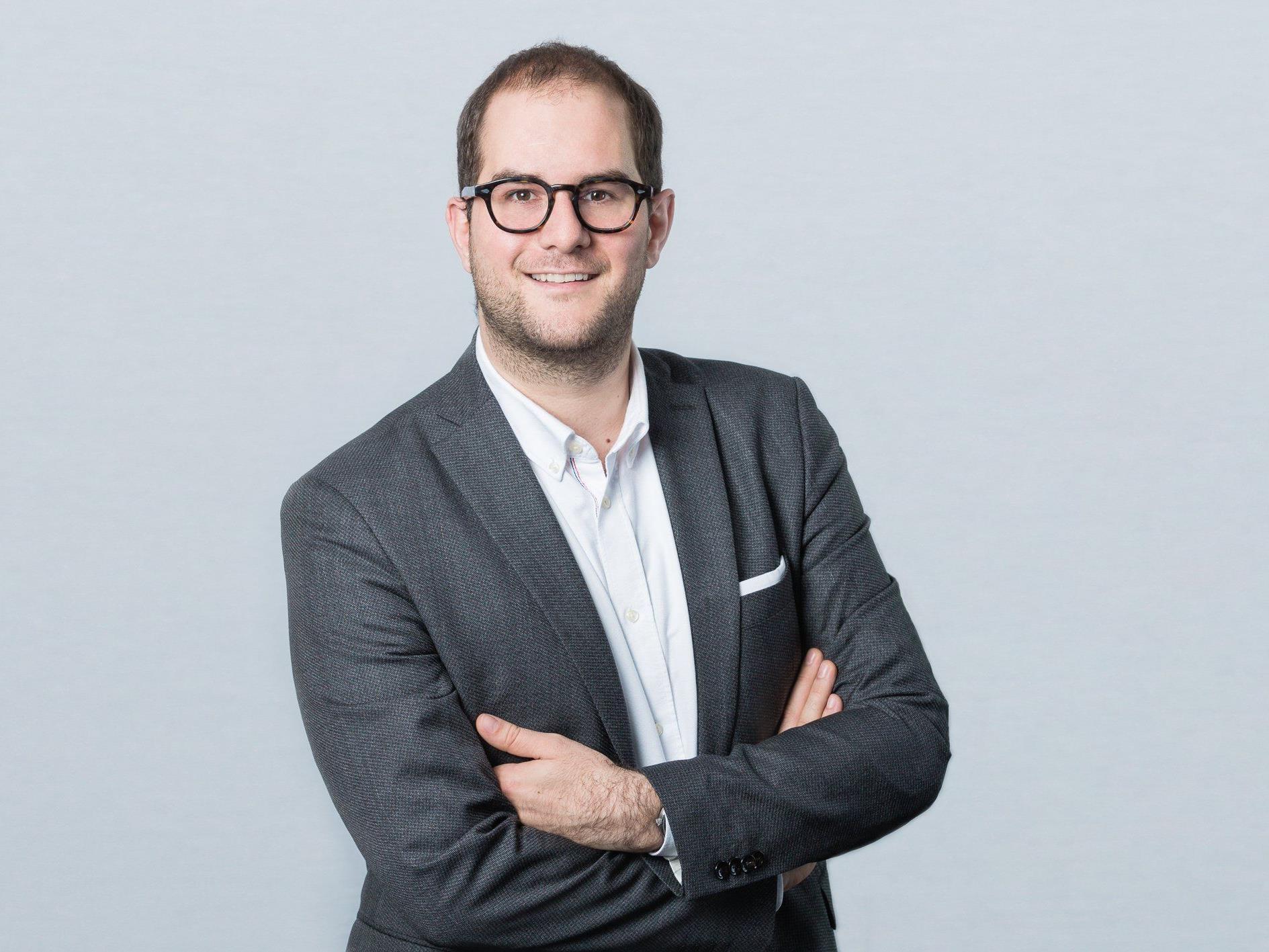 Junge Industrie: Johann Drexel verstärkt Vorstand - Lustenau | VOL.AT