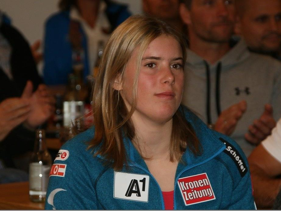 Katharina Liensberger verpasste Podest knapp - Göfis -- VOL.AT
