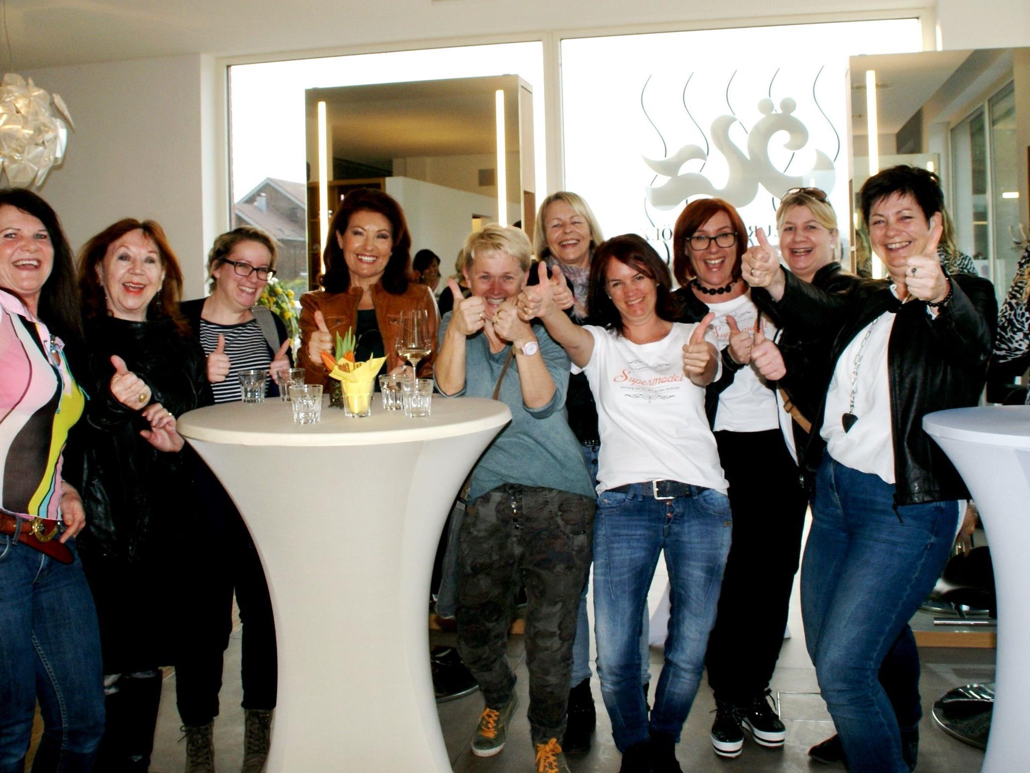 Modenschau Im Berghof Und Special Model Casting Hohenems Vol At