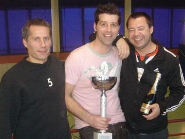 Sieger der Vereinemeisterschaft