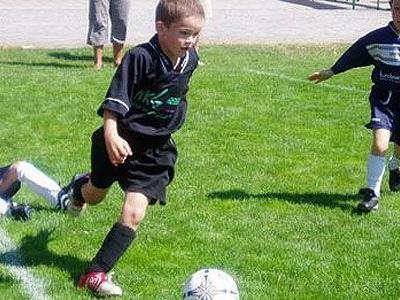 Das Dornbirner Fußballcamp geht in die nächste Runde.