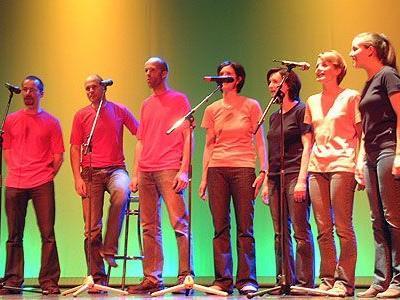"""Der Chor """"Singing friends"""""""