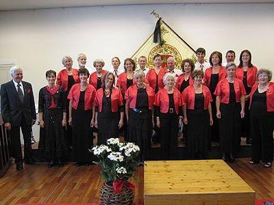 Der Gesangverein Frohsinn feierte sein 120-jähriges Bestehen