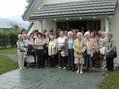 Die Seniorinnenausfahrt der Frauenbewegung Götzis
