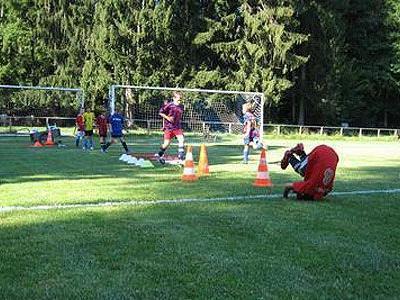 Kinder-Trainingscamp – Spaß für alle.