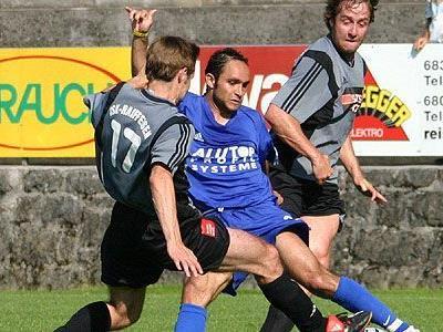 Reinaldo Ribeiro spielt künftig in Altach.