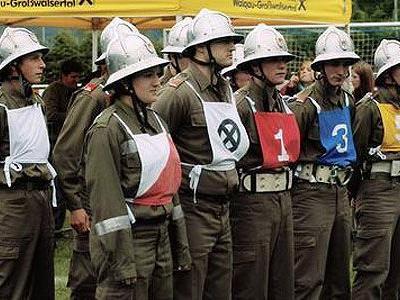 Schnifner Wettkampfgruppe zeigte sich in Form.