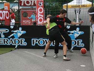 Streetsoccer-Turnier am 5. Juli in Sulz.