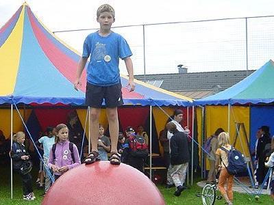 1. Lustenauer Zirkustage.