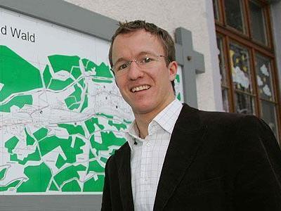 Bürgermeister Christian Gantner