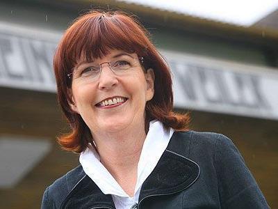 Bürgermeisterin Mechtild Bawart
