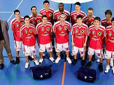 Basketball Dornbirn Lions Team