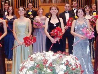 Der Kammerchor Sofia