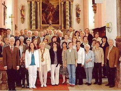 Der Kirchenchor Altenstadt und der Kirchenchor Thüringen begeisterten bei seinem Konzert im Dom.
